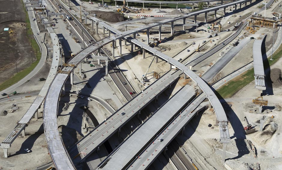 Freeway Construction Project Management