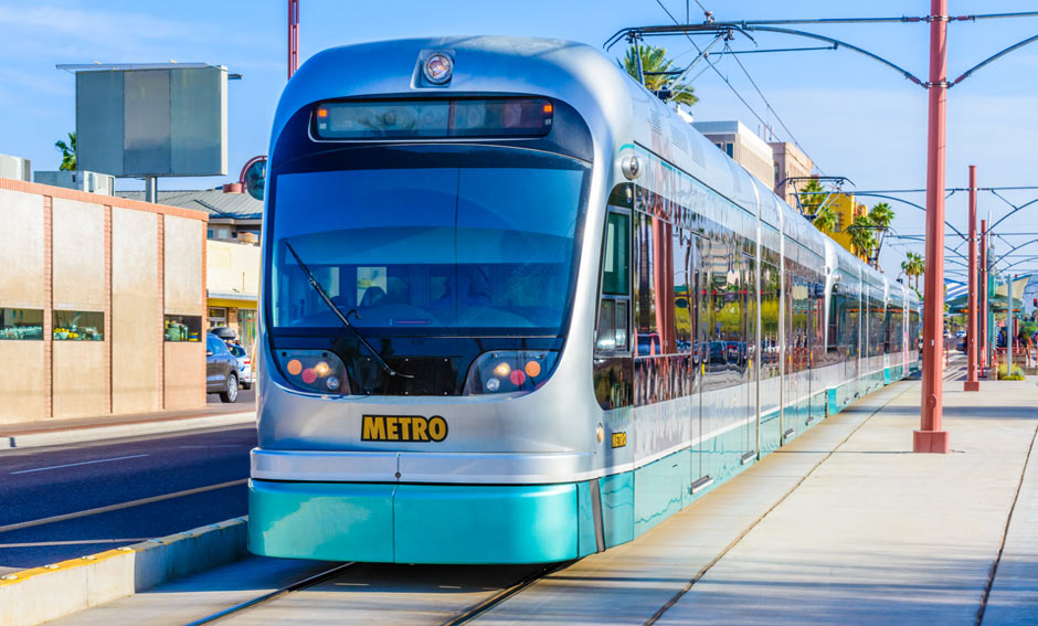 Light Rail Project Management